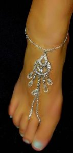 Beaded & Gem Anklets