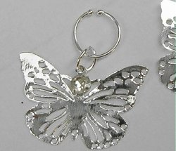 Butterflys Nipple clips with Quailty clips Filagree detail Free