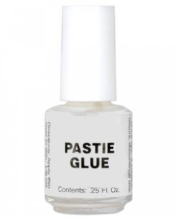 PASTIE GLUE Clean Strong Easy Removal Adhesive .25 Fluid Ounces