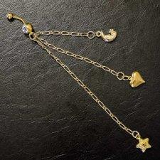Attaching clit chain
