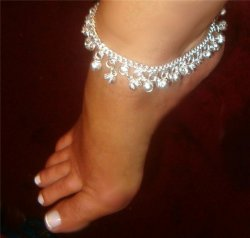 Belly Dancer JINGLE SEXY Bell ANKLET