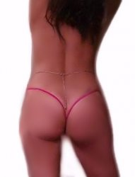 Assorted Solid Colors Tiny Y Back Sexy Swim Pantie BottomThong