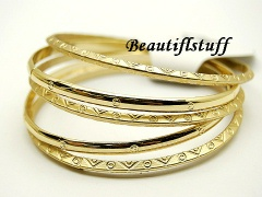 Egyptian Sexy and rockin hot bangles 5 bracelets
